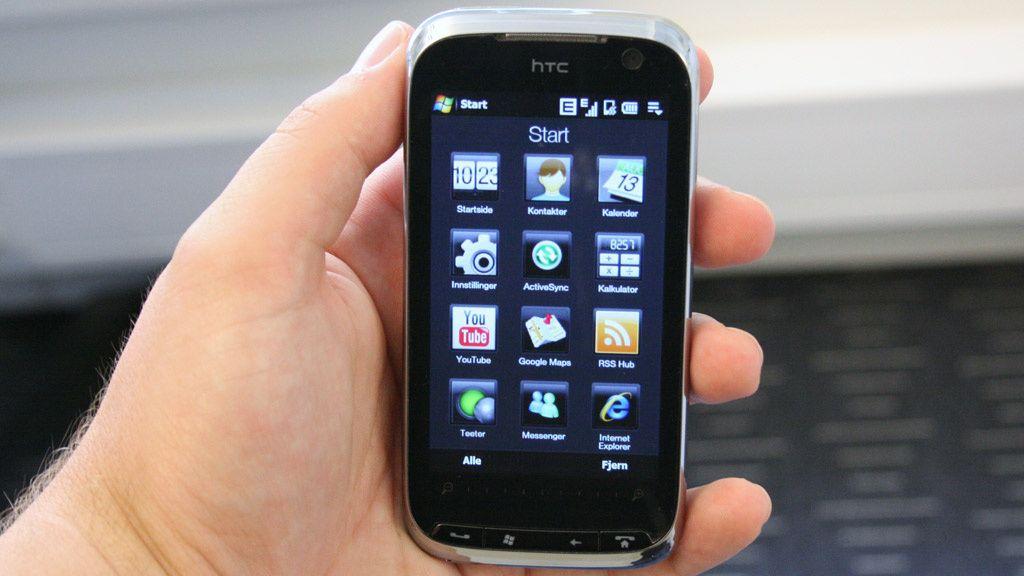 Test: HTC Touch Pro 2 – Proffest av proffene