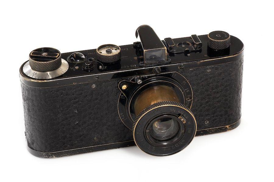 Leica 0-serie for 1,9 millioner Euro