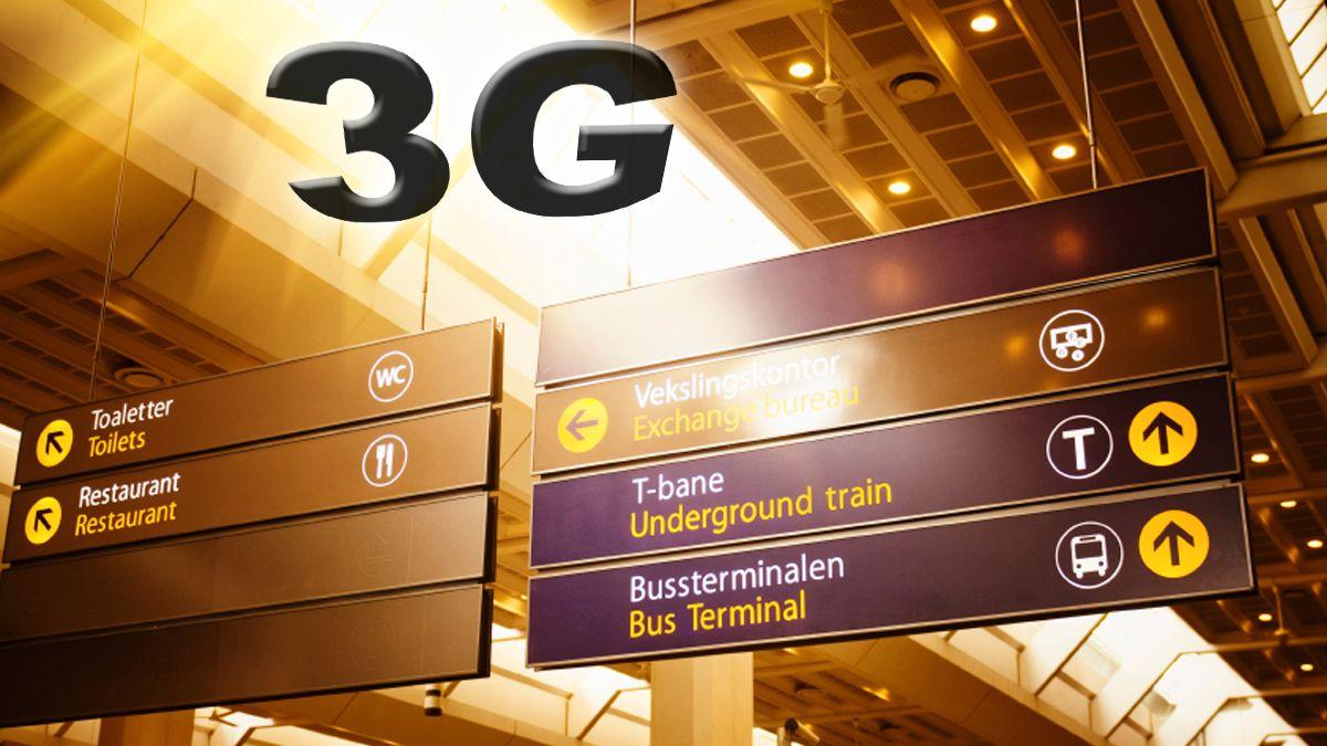 Hvor blir det av 3G på T-banen?