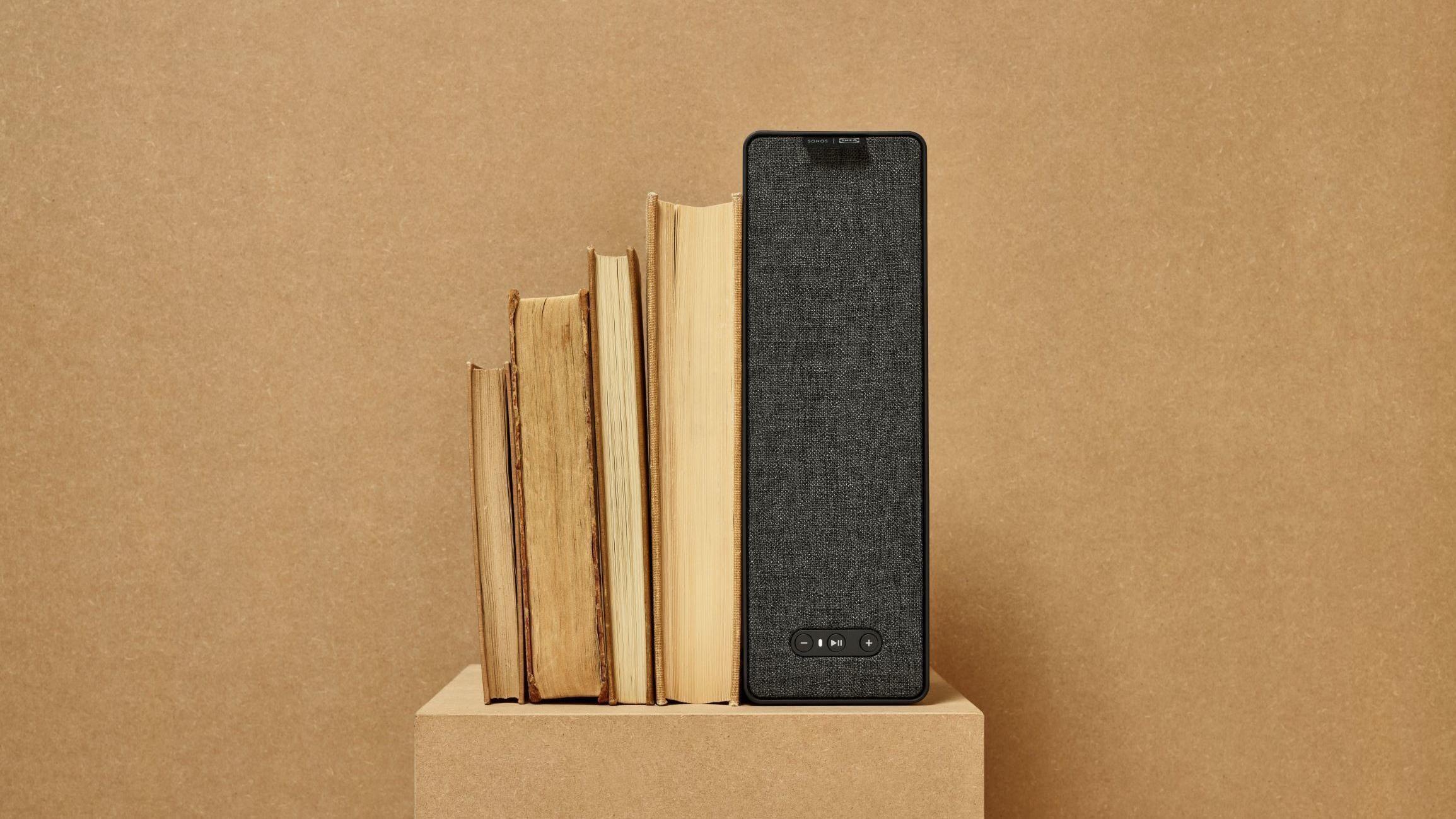 Ikea slipper bilder av sine kommende Sonos-høyttalere