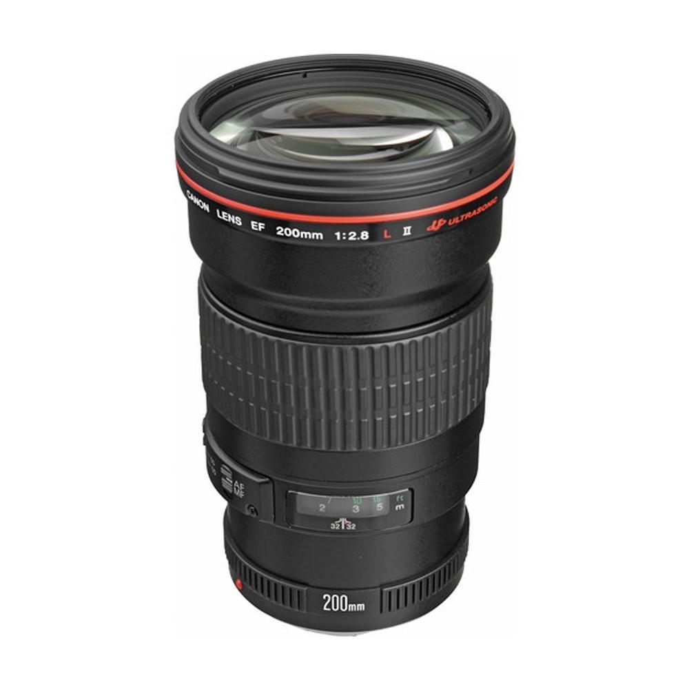 Prime Pipe Mark II: Canon EF 200mm f/2.8L II USM. Foto: Canon