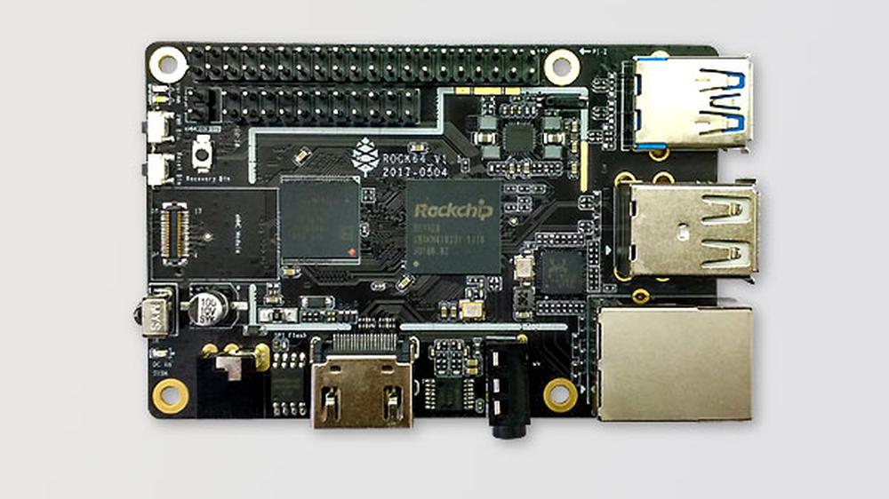 Denne Raspberry Pi-konkurrenten takler 4K-oppløsning og HDR