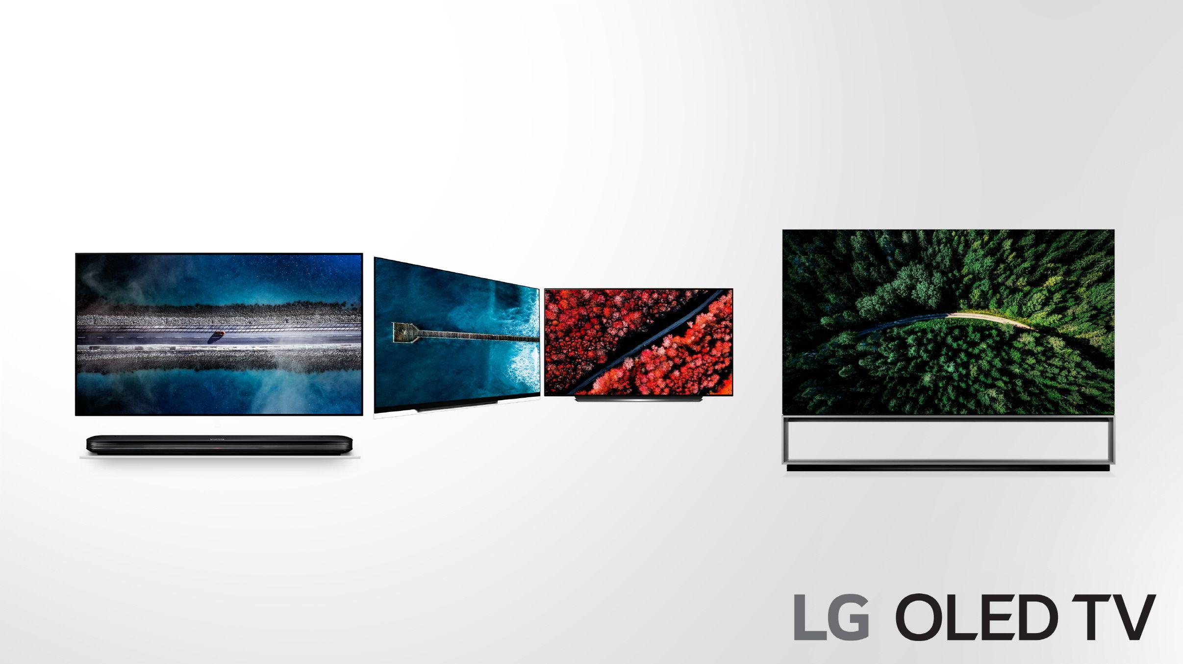 LG avslører sin første 8K-TV klar for markedet