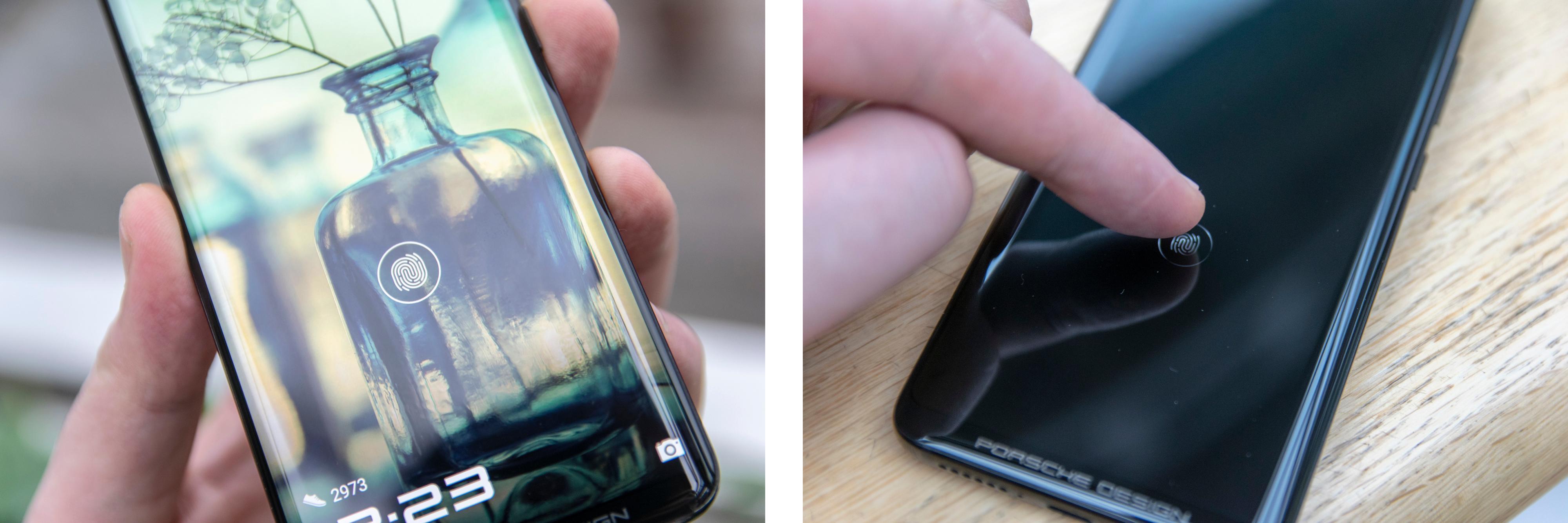 Teknologier som OLED og fingerlesere bygget inn i skjermen kan påvirke reparasjonsprisen når mobilen knuser.