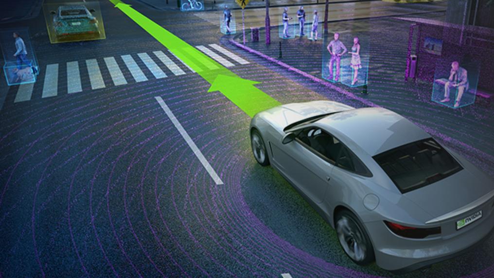 Nvidias nye Drive-plattform skal kunne gi oss helt selvkjørende «robot-taxier»