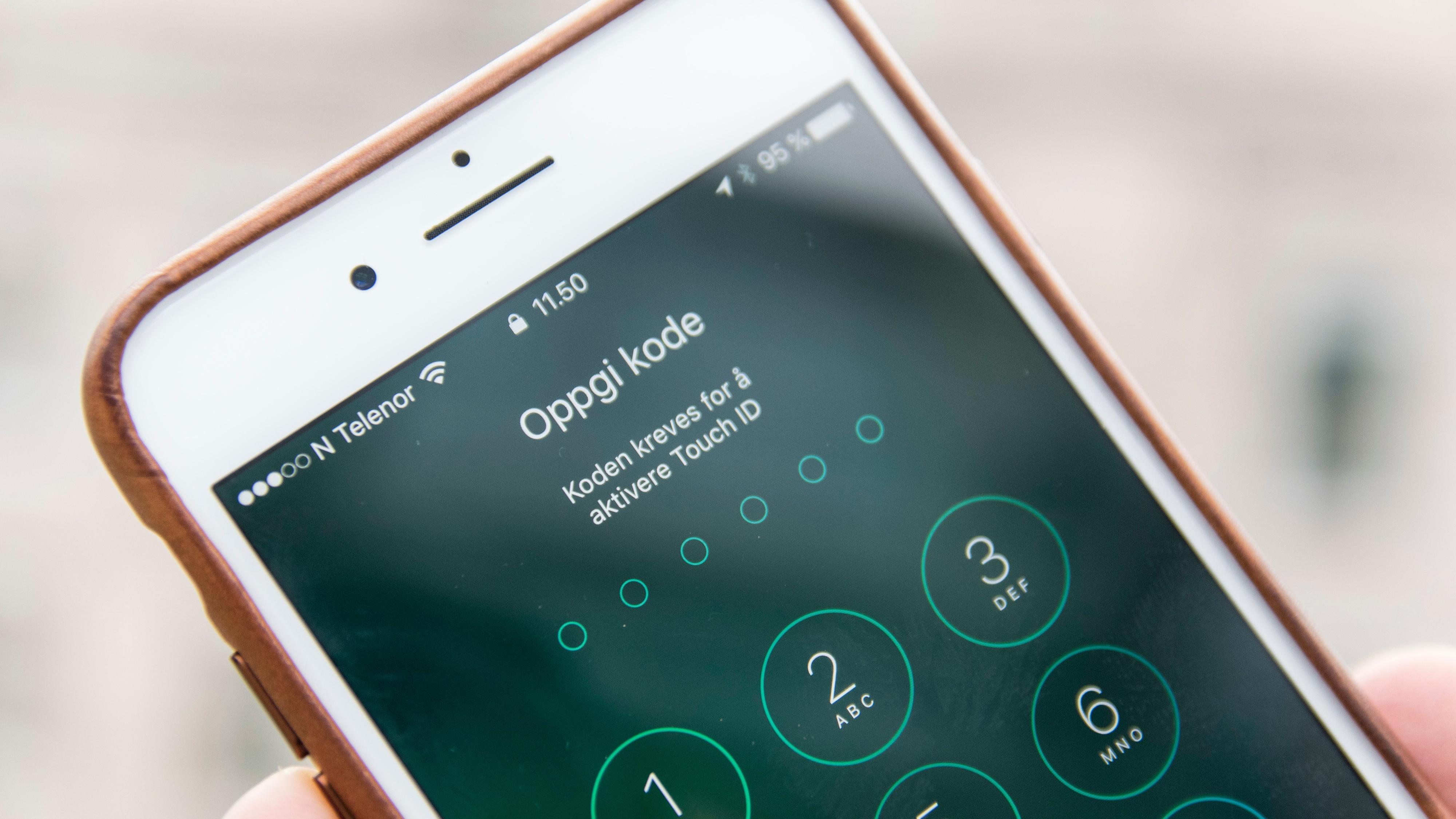 USA, Storbritannia og andre vil legge inn bakdører i mobiler for å omgå kryptering
