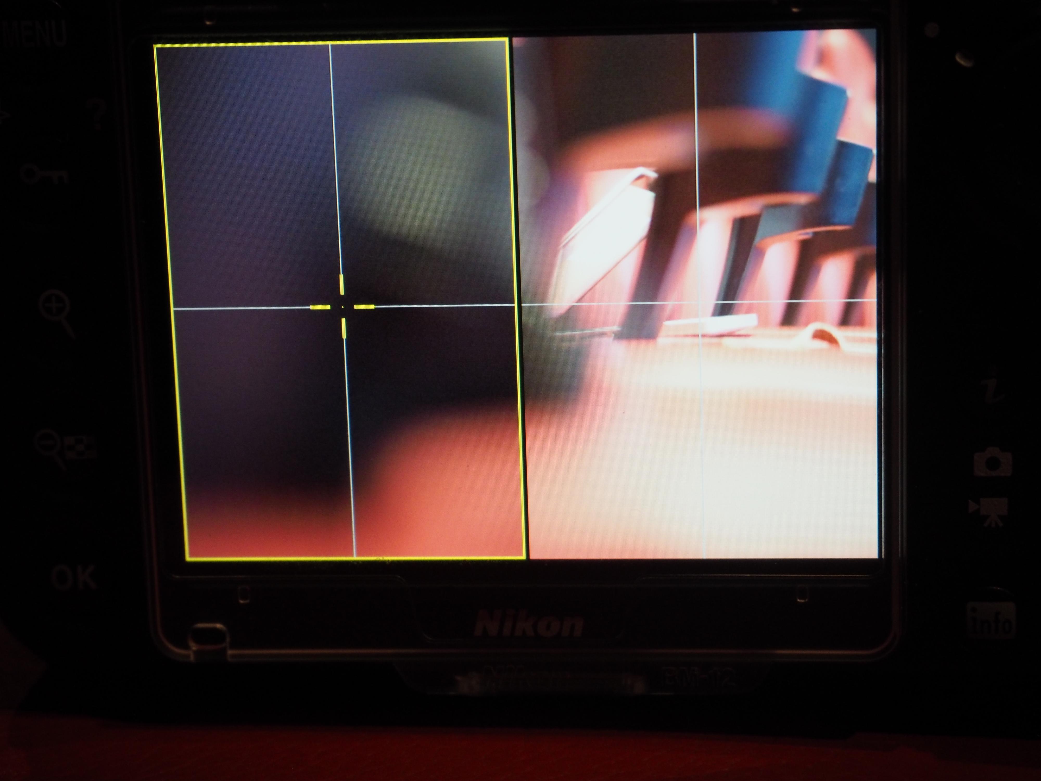 Her vises et utsnitt fra de to ytterkantene i bildet.Foto: Kjersti Stuestøl