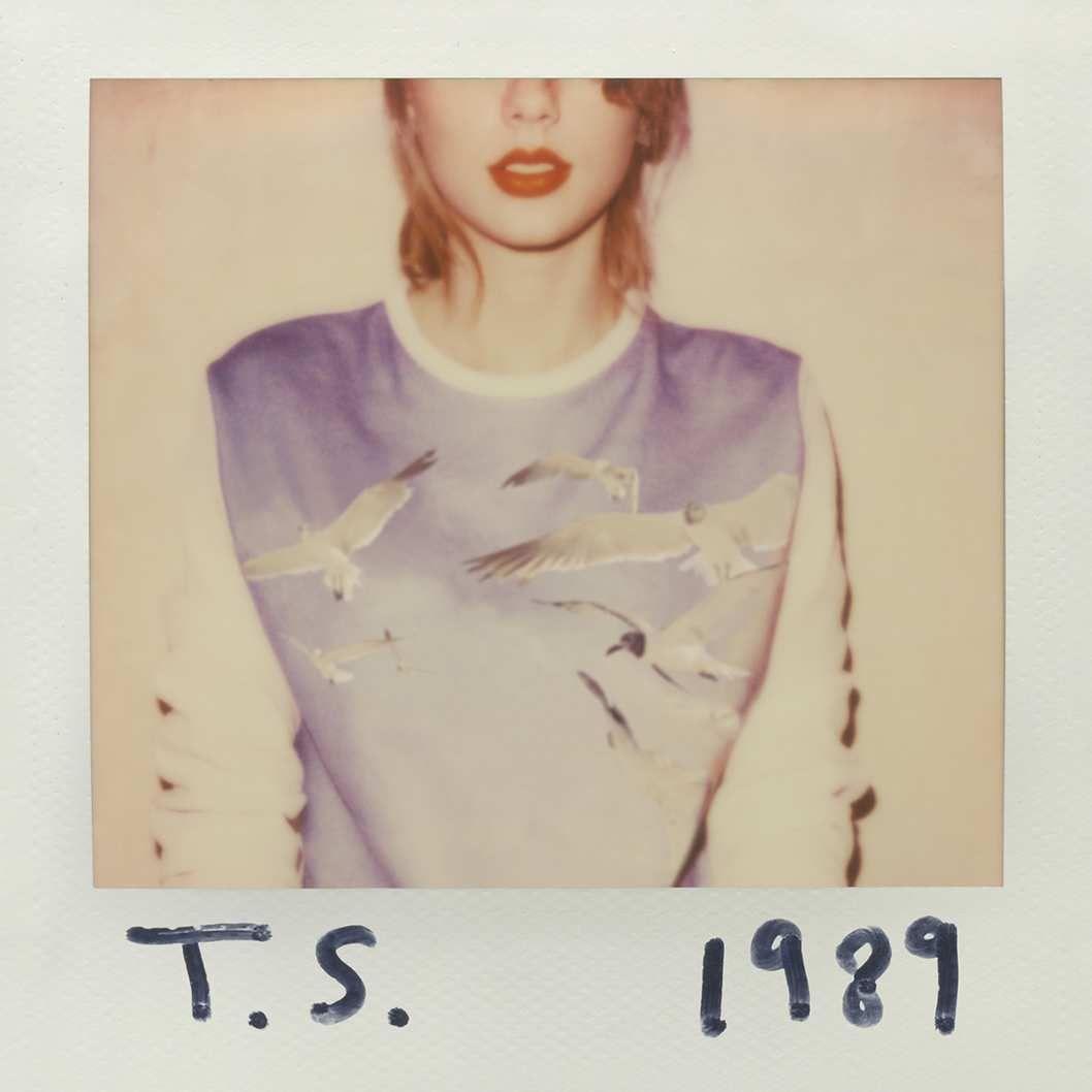 Coveret til Taylor Swifts nyeste album. Foto: Big Machine Records