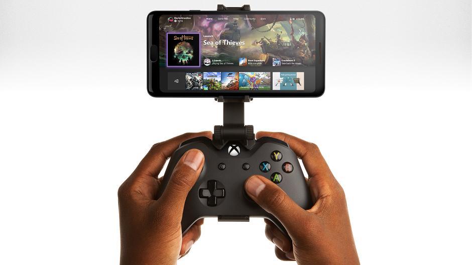 Nå kan du strømme Xbox til mobilen