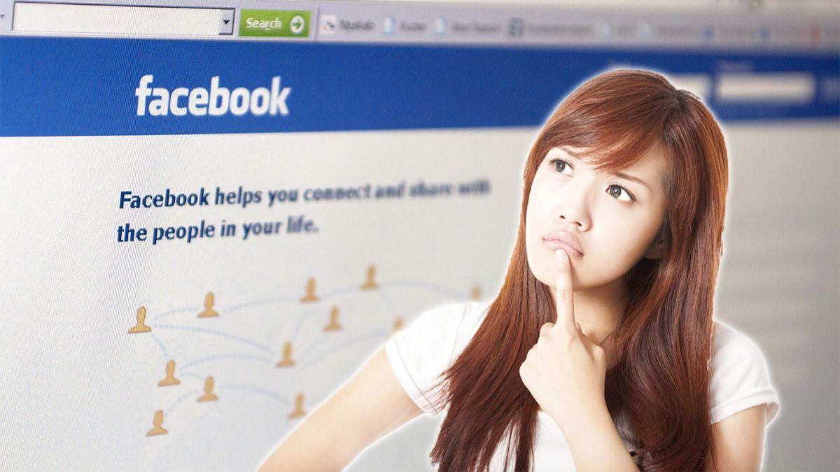 5 ting du ikke burde fortelle på Facebook