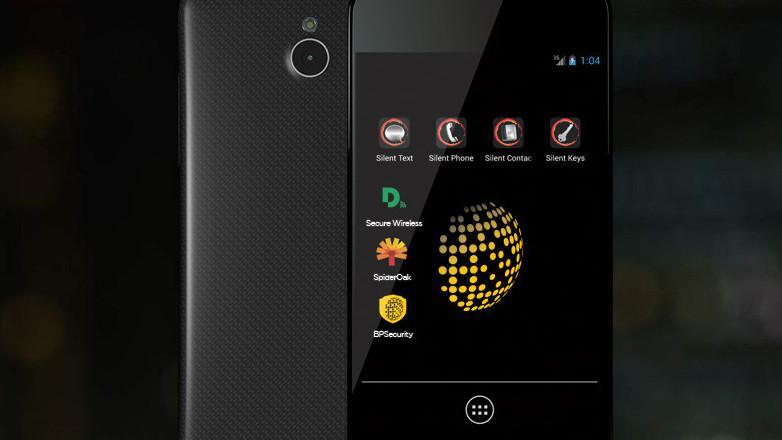Spionmobil får egen appbutikk