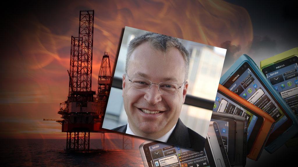 Nokia-Elop kan bli ny Microsoft-sjef