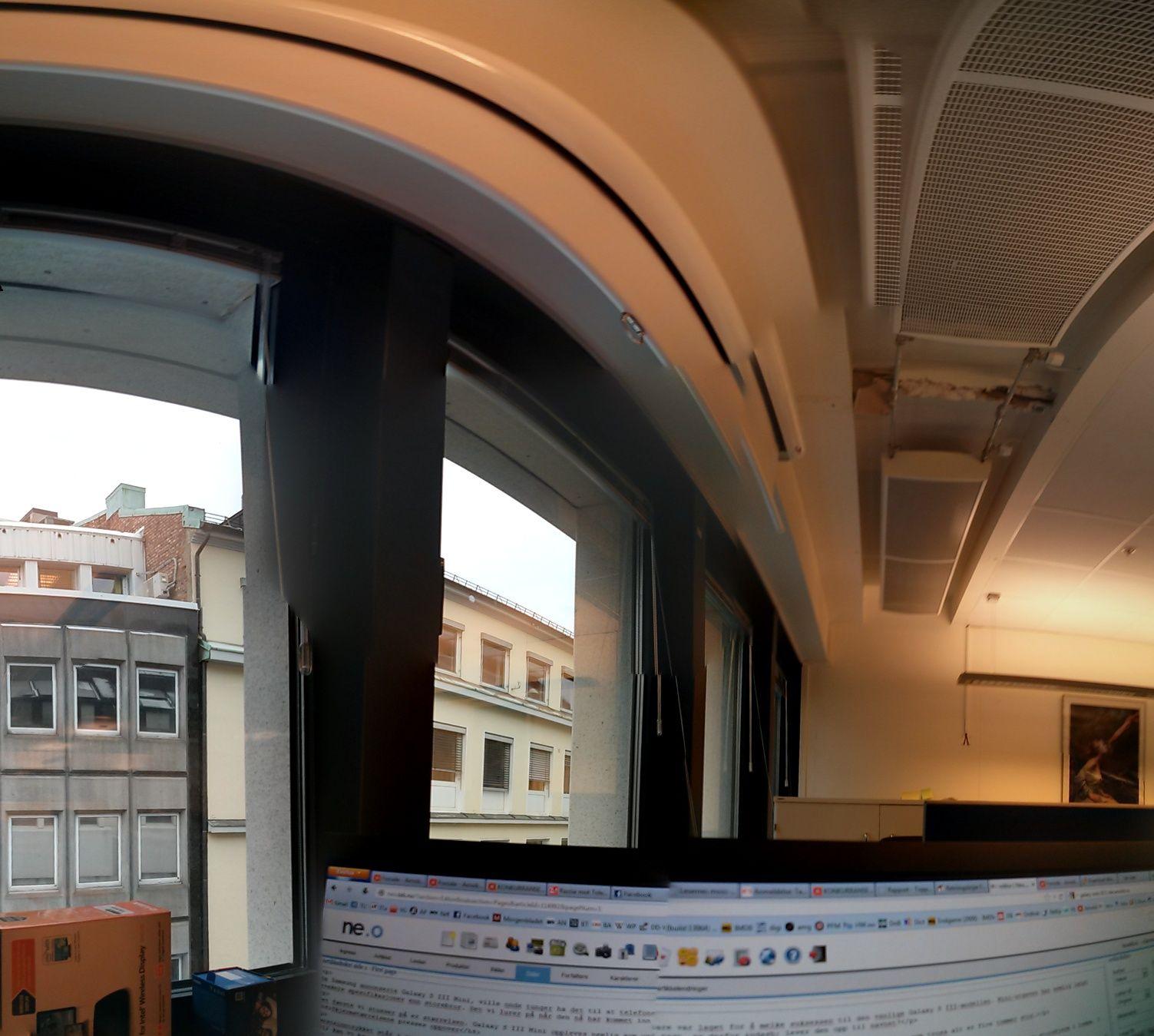 Slik ser et PhotoSphere-bilde ut når det lagres som vanlig JPG-bilde.