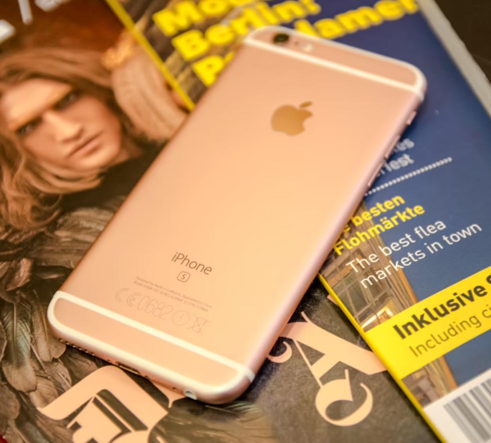 iPhone 6S fra 2015 får iOS 15.