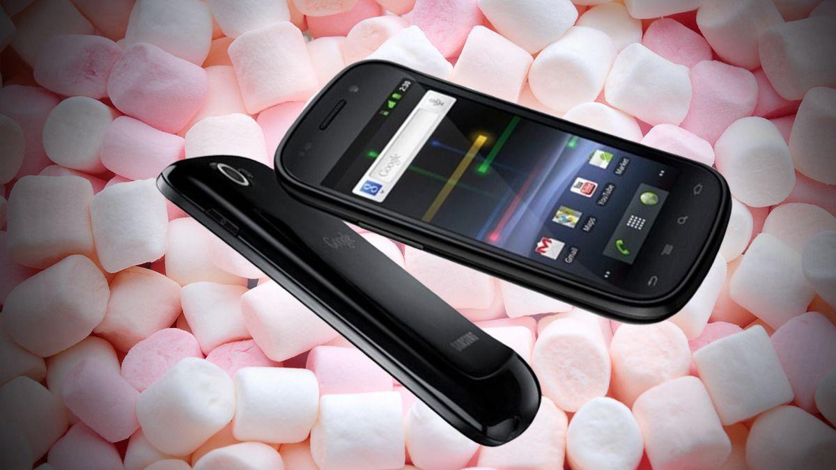 Lansert i 2010 – får Android 6.0 Marshmallow
