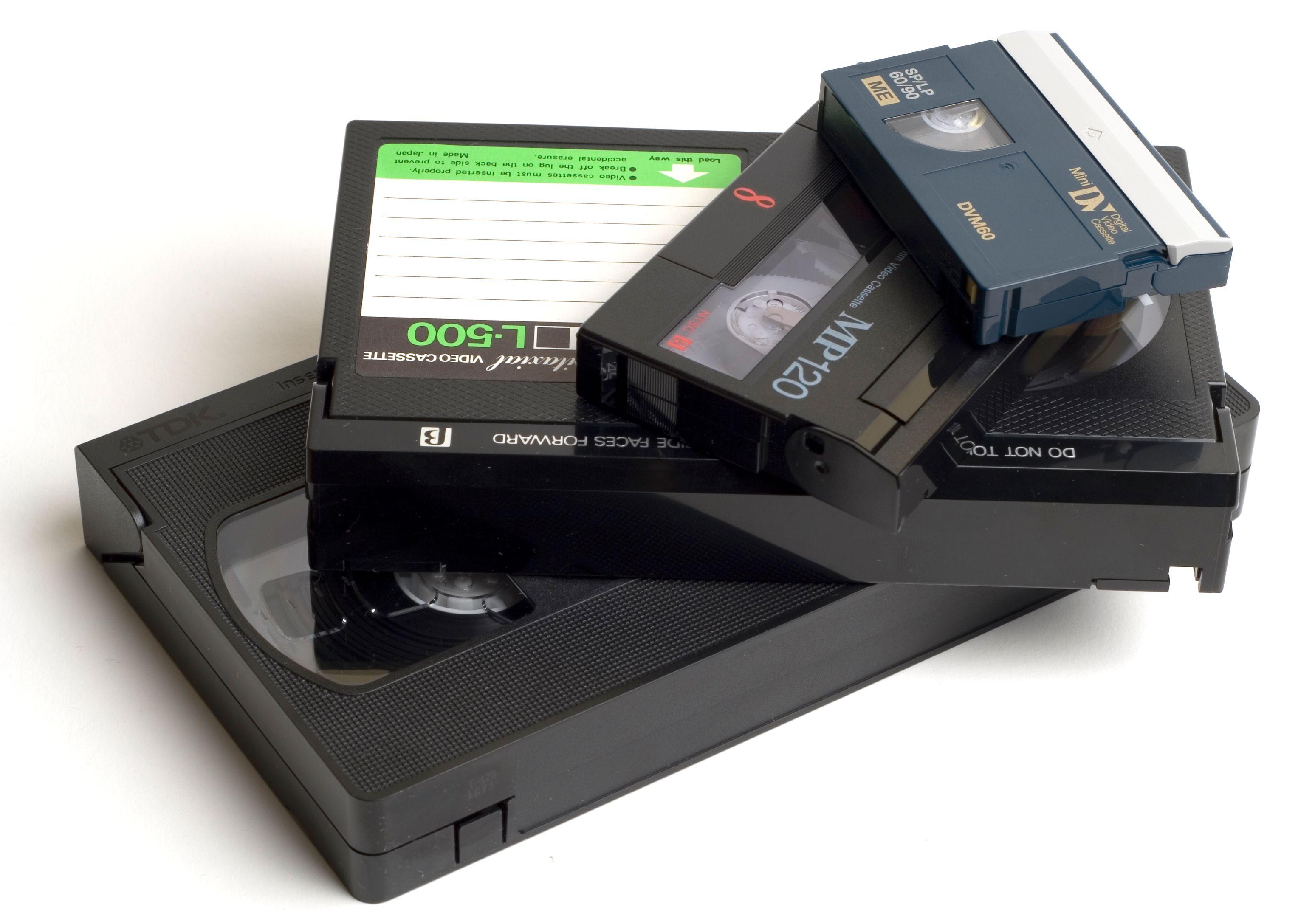 Sonys Betamax måtte seg seg slått av VHS, etter en heftig formatkamp. (Foto: Shutterstock)