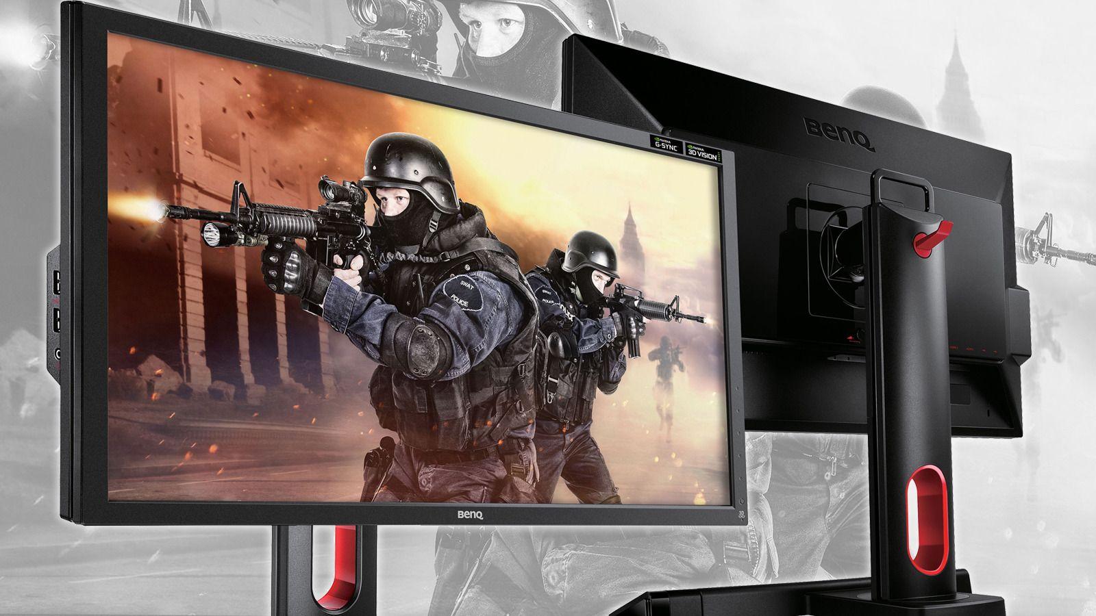 Nå kommer BenQ også med en lynrask G-Sync-skjerm