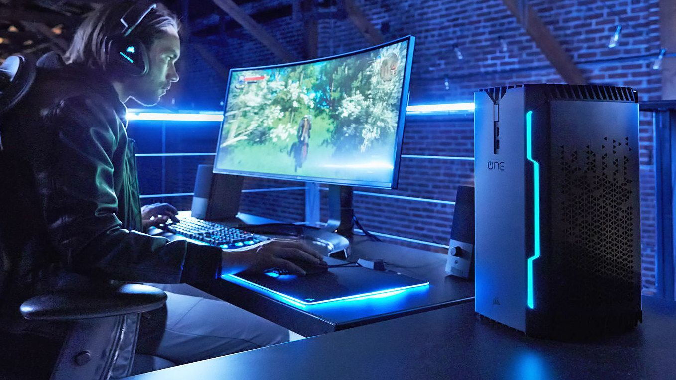 Dette er Corsairs første komplette PC