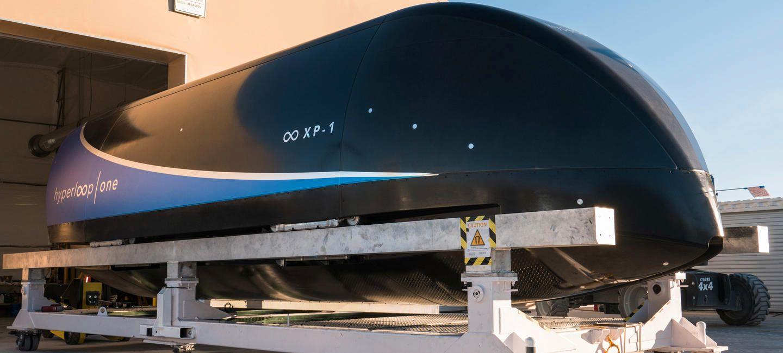 Bilde: Virgin Hyperloop One