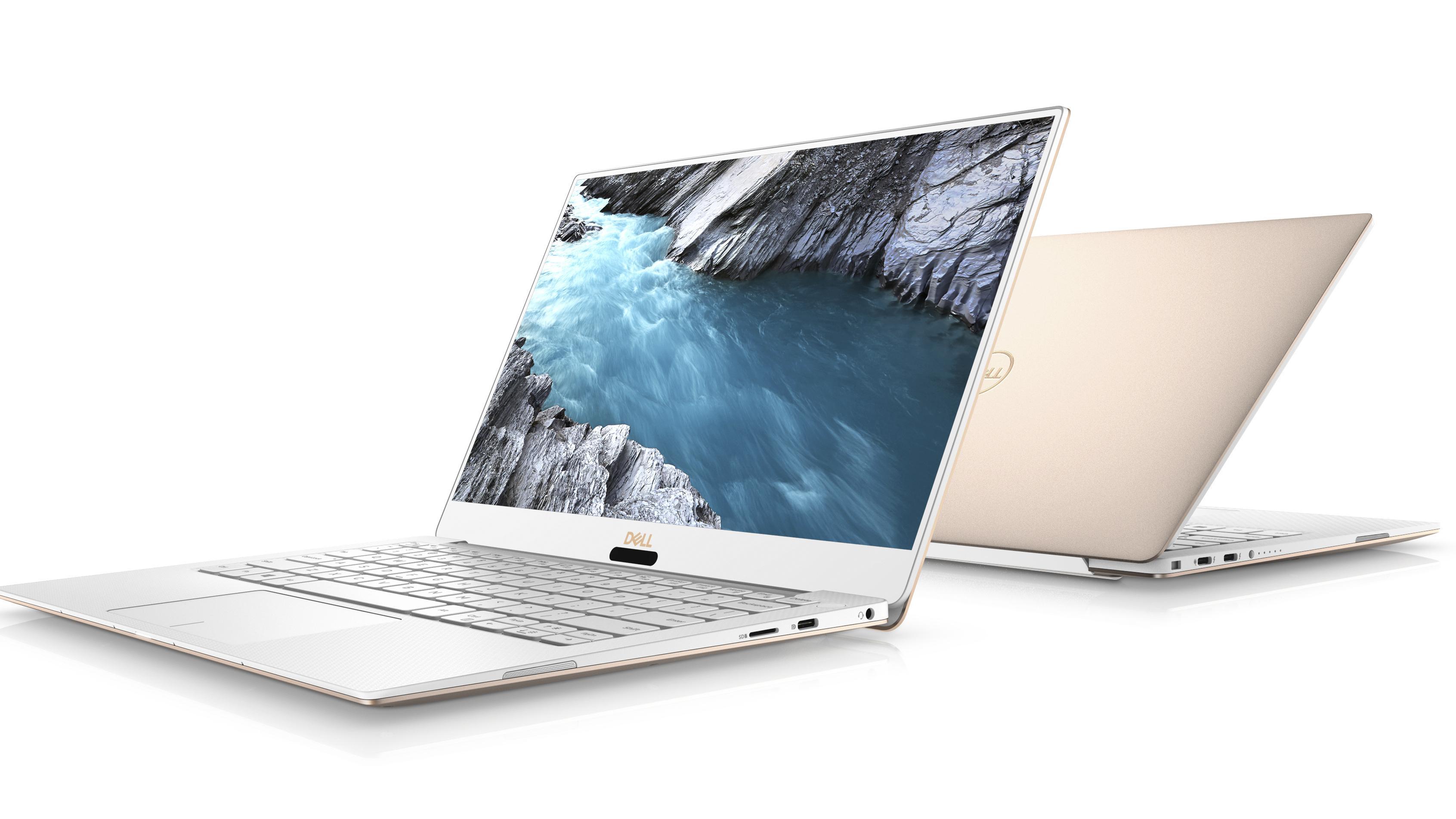 Dells lekre XPS 13 blir enda tynnere og kommer nå med 4K-skjerm