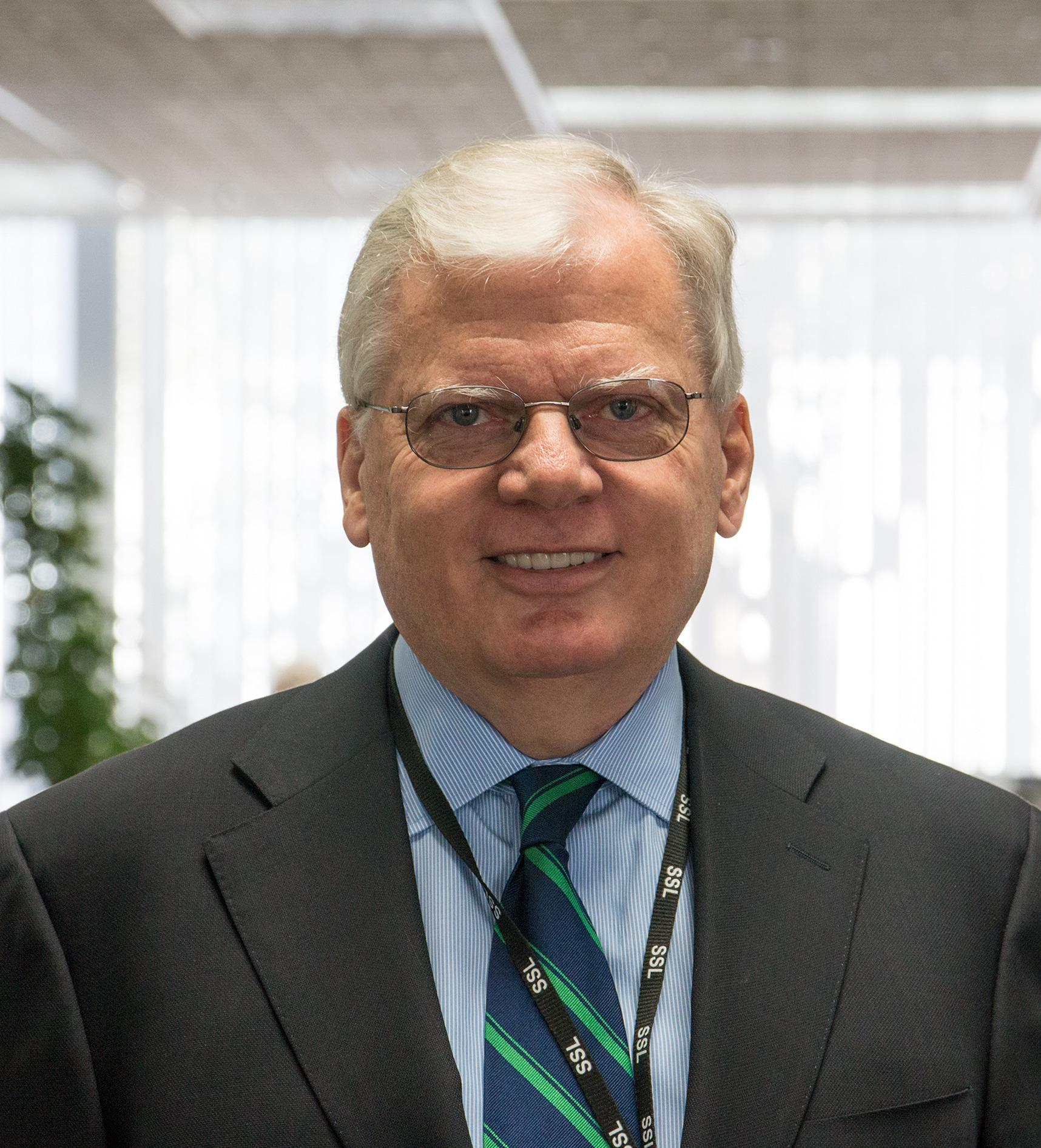 John Celli, president i Space Systems Loral. Foto: Jørgen Elton Nilsen, Tek.no