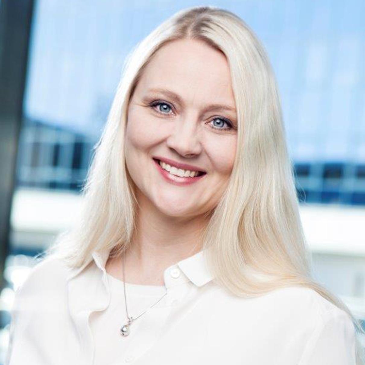 Kommunikasjonssjef i Volkswagen, Anita Svanes.