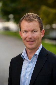Informasjonsdirektør i DnB NOR, Thomas Midteide. (Foto: DnB)