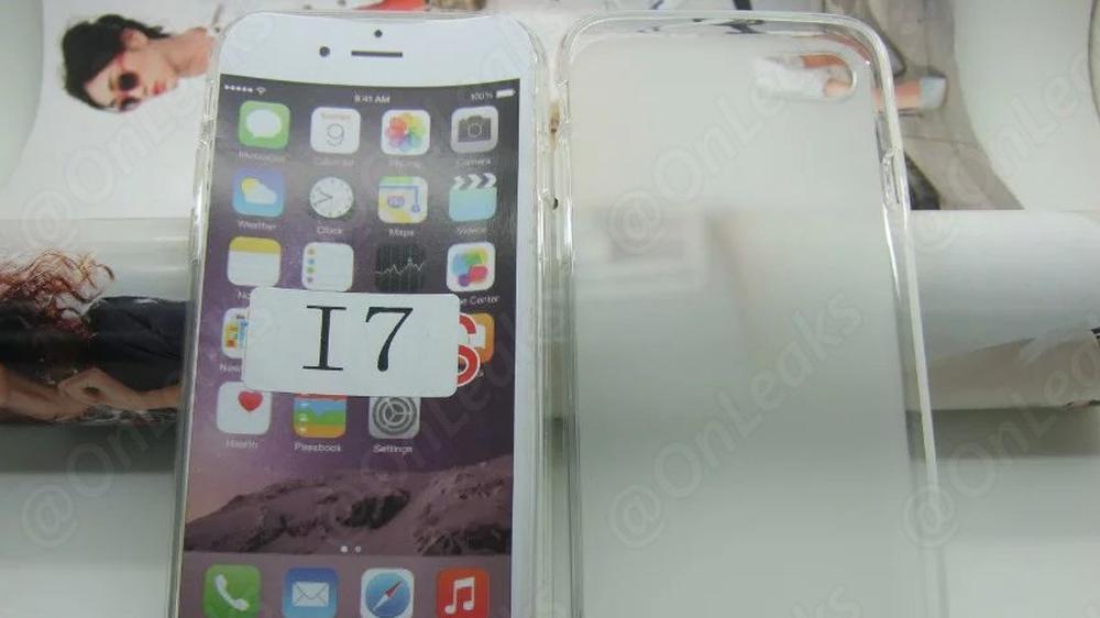 Dette lekkede iPhone 7-dekselet bekrefter nye opplysninger om Apples nye flaggskip