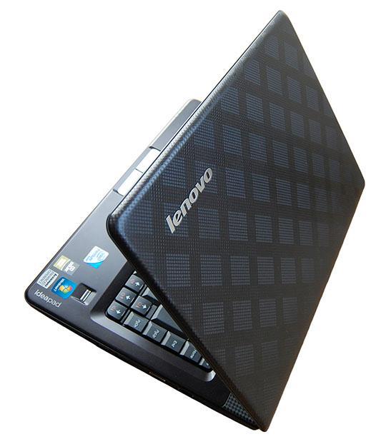 Lenovo Ideapad U450 er stilren og pen