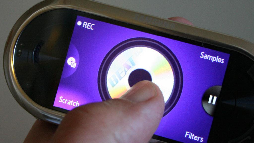 Vinn musikkmobil fra Samsung