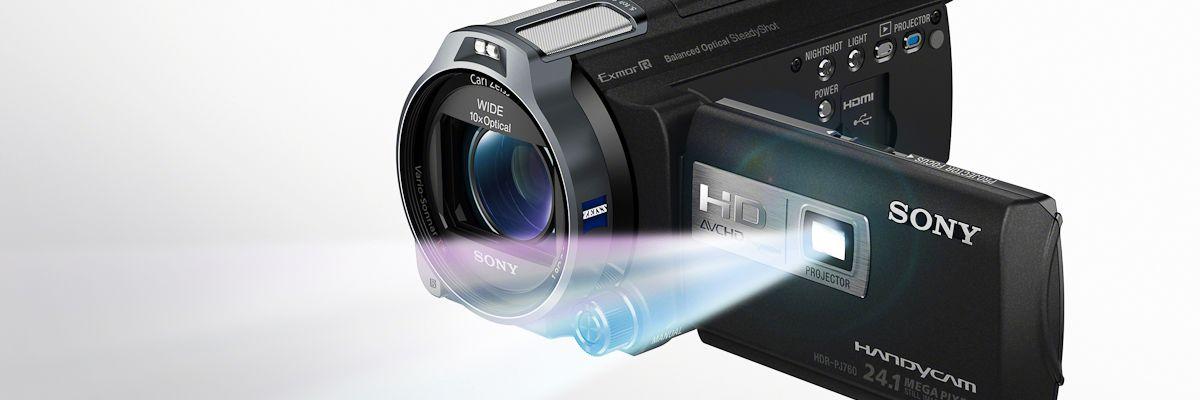 Projektor og 3D-moro fra Sony