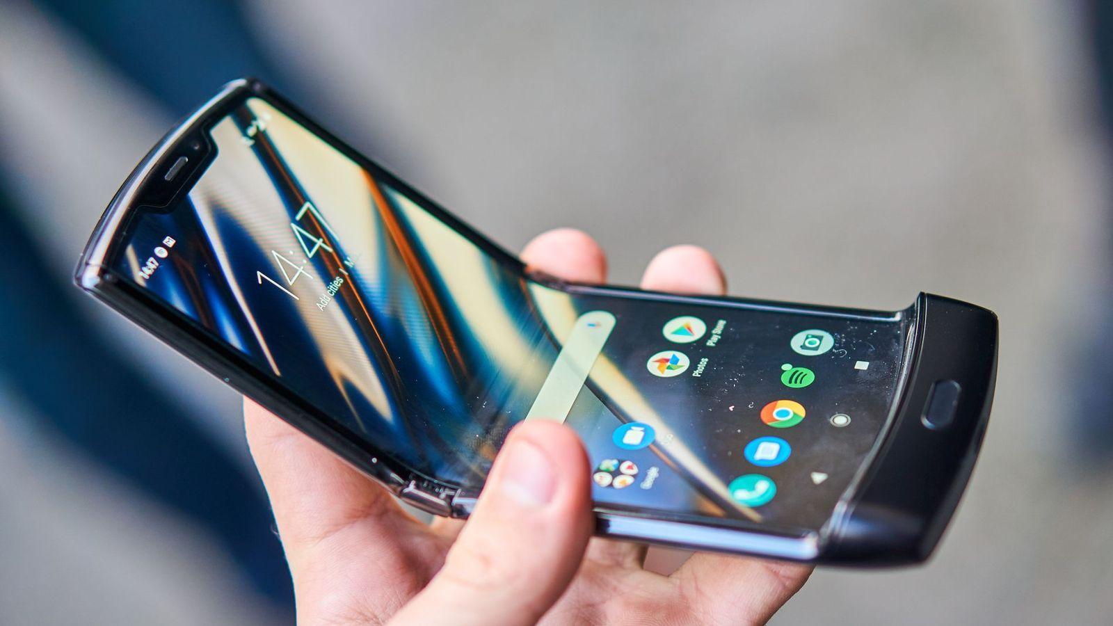 Motorola Razr, generasjon én.