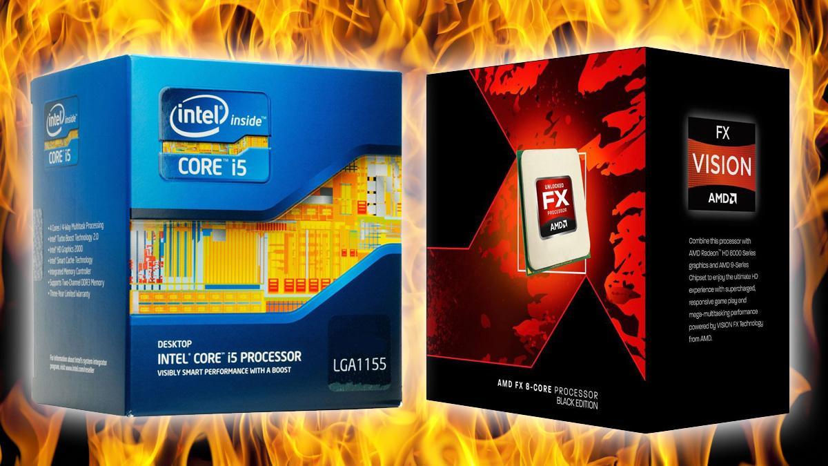 De 10 mest populære prosessorene