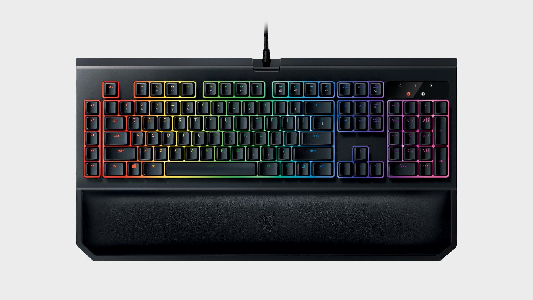 Razers kritikerroste mekaniske tastatur blir enda bedre