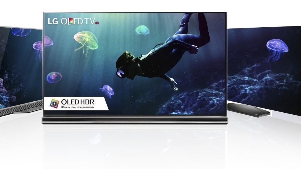 LG lanserer nye og «rimelige» OLED-TV-er med 4K-oppløsning