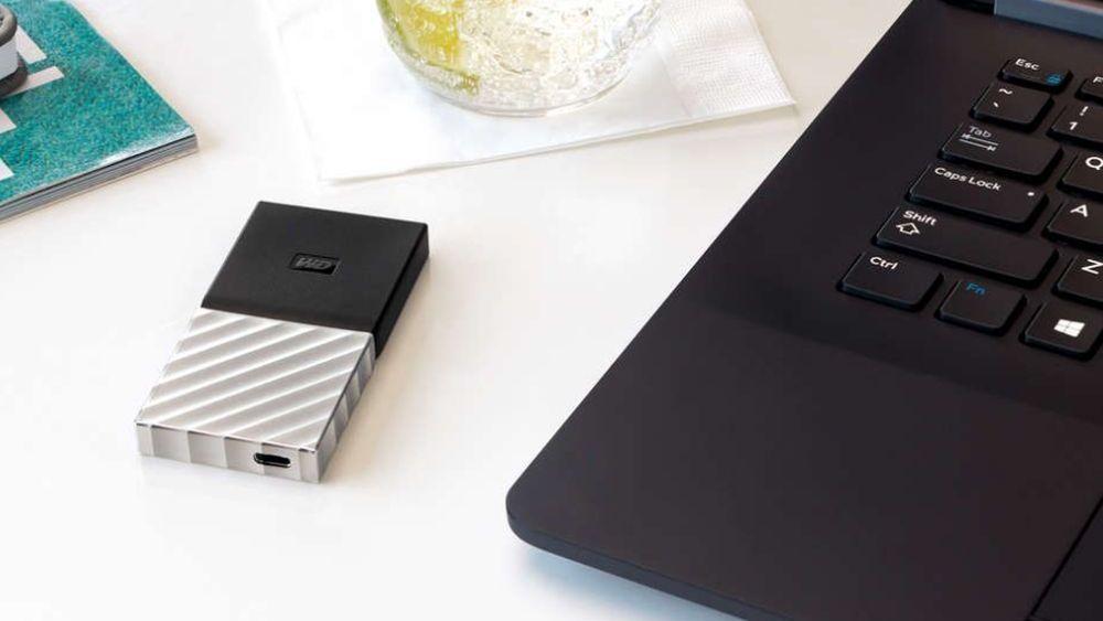 Western Digitals første bærbare SSD er skikkelig raske saker
