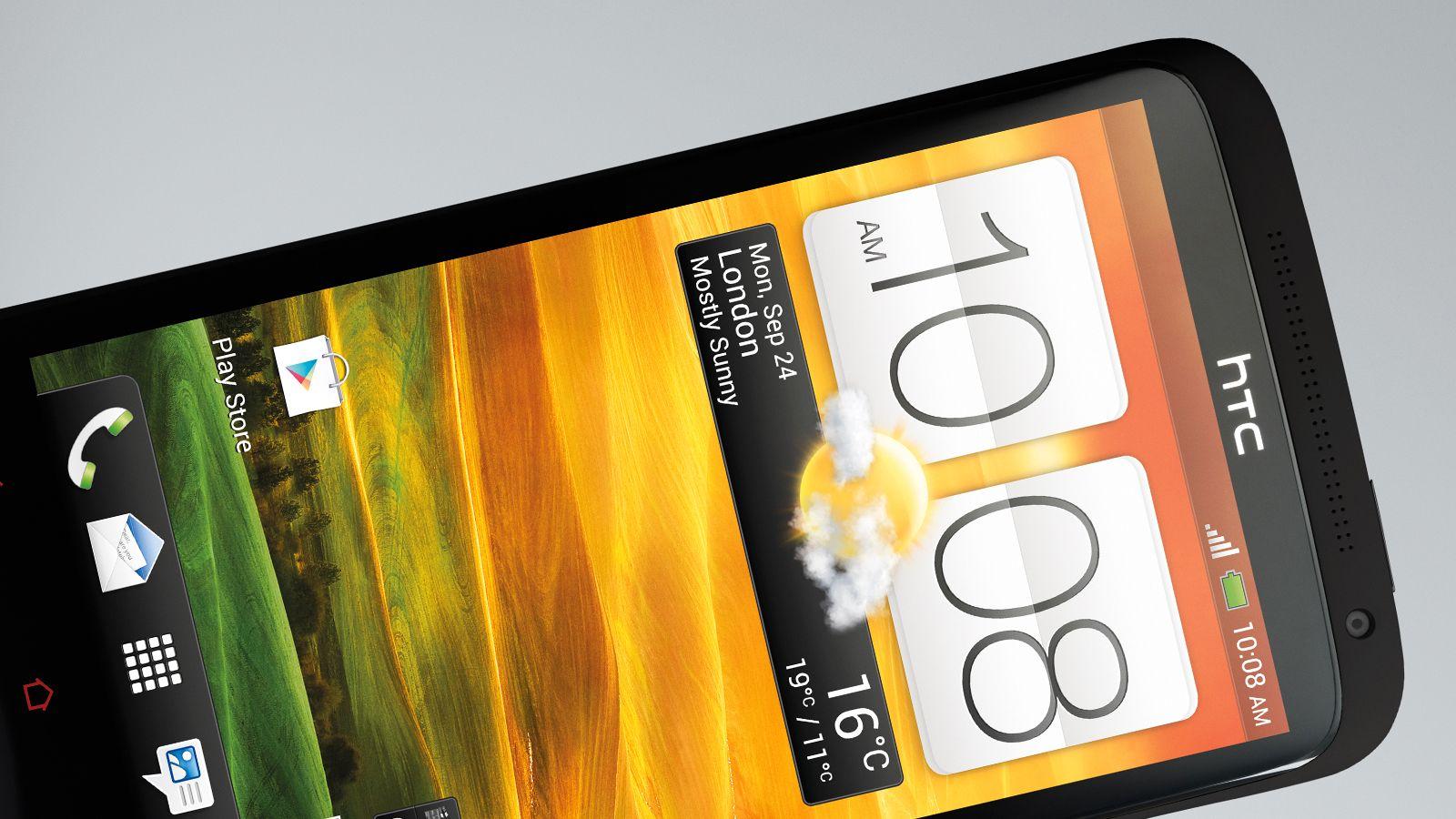 HTC oppgraderer toppmodellen