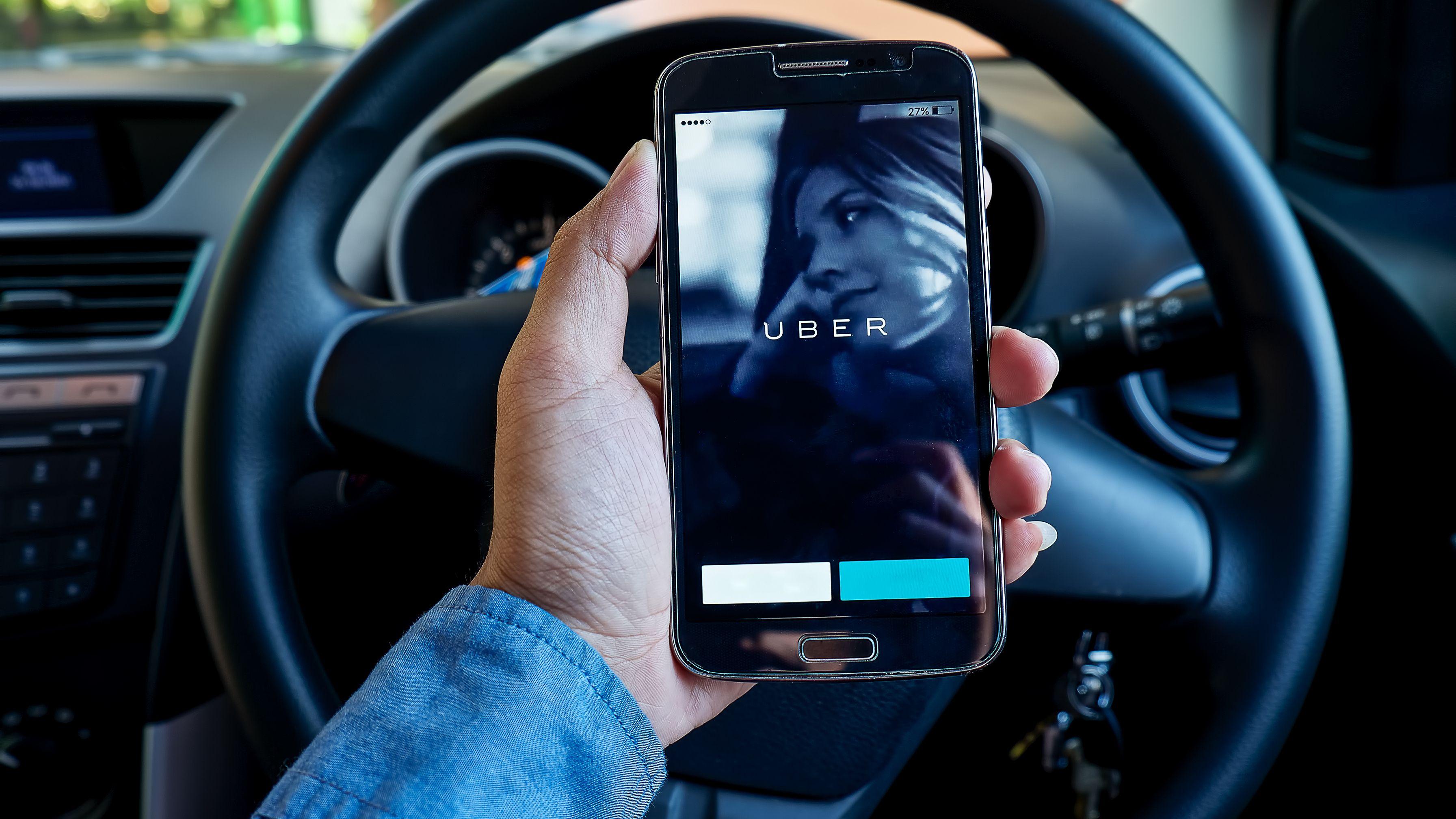 Slik skal Uber luke bort de farlige sjåførene