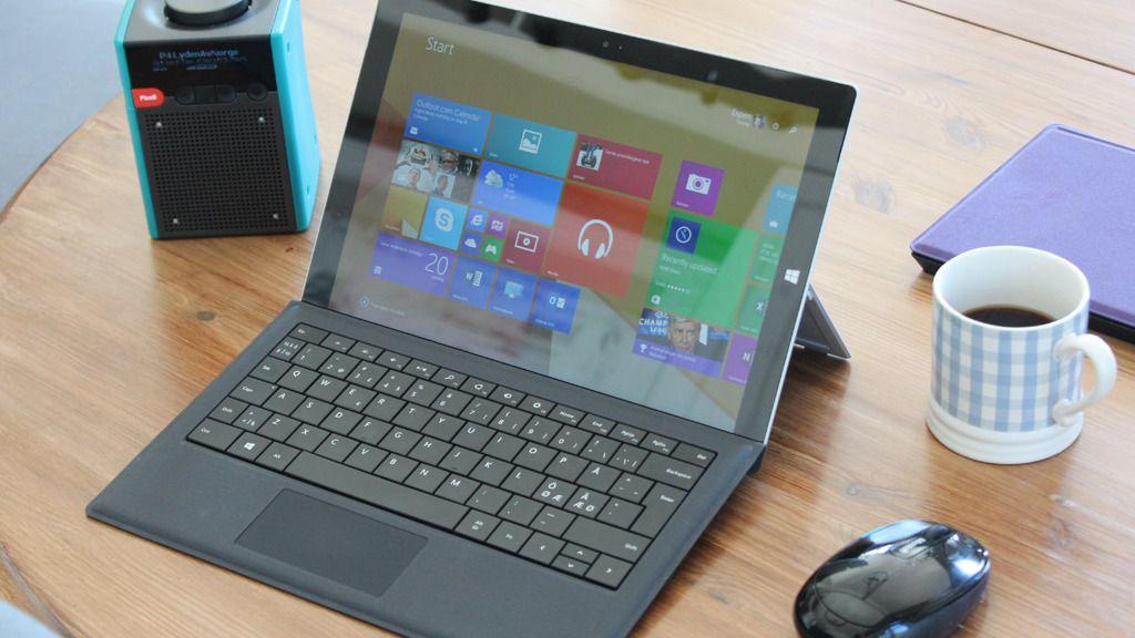 Test av Microsoft Surface Book 3 Test Tek.no