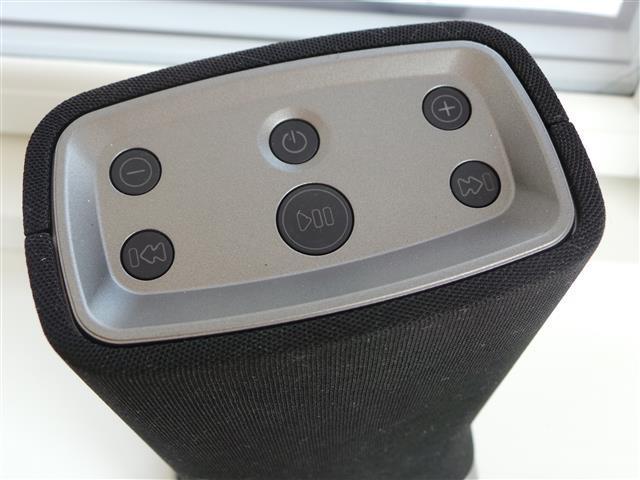 Du kan styre musikkspilleren på mobilen fra hvilken høyttaler du vil, eller du kan styre alt fra mobilen.Foto: Espen Irwing Swang, Amobil.no