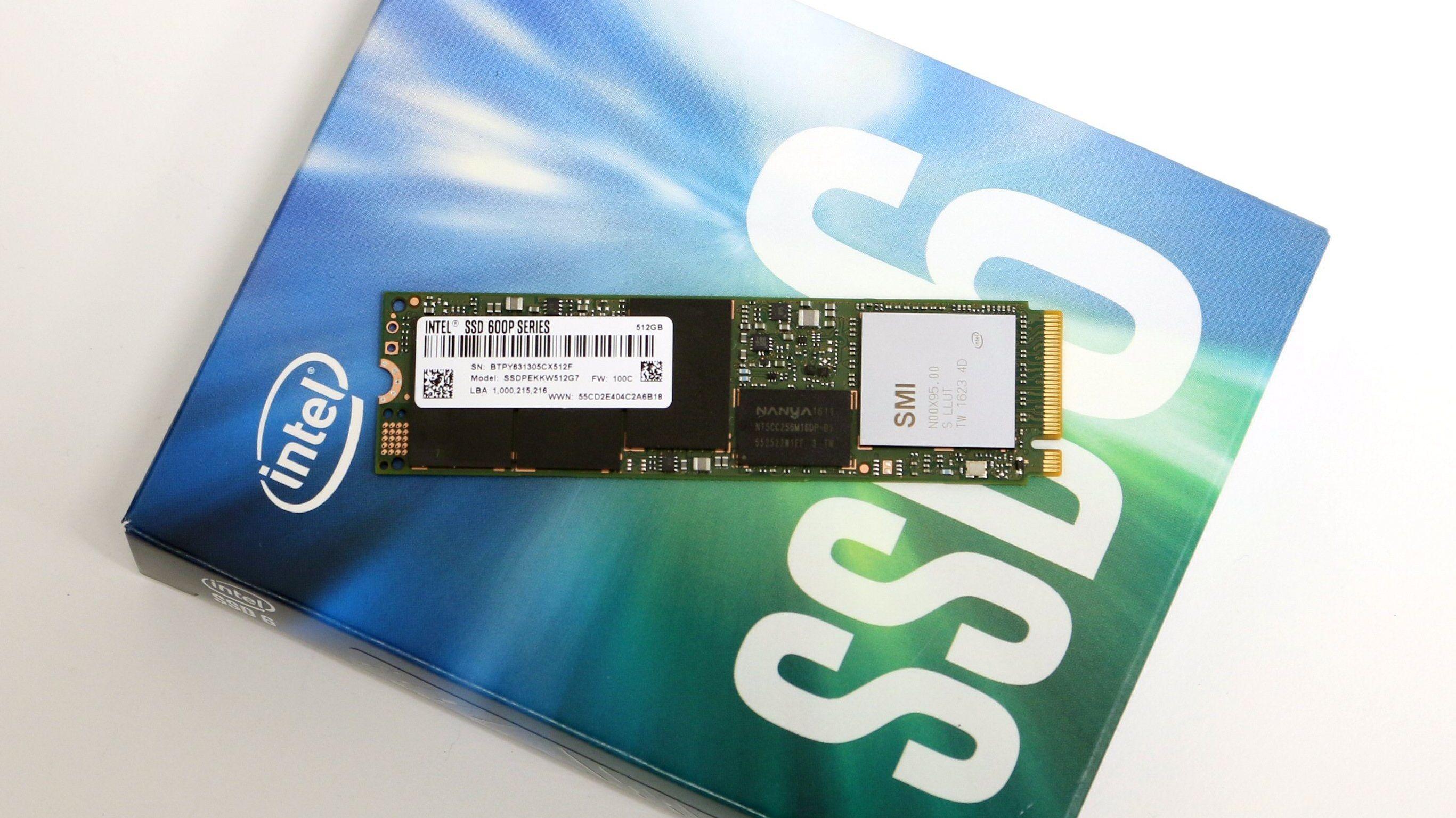 Intel snart på banen med QLC-SSD, hvor hver eneste celle kan lagre fire bit