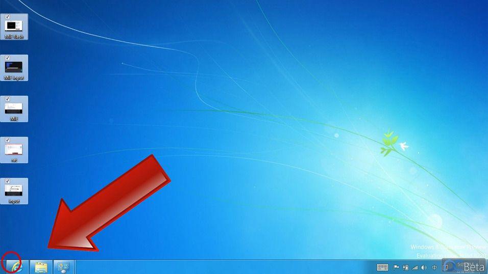 Startmenyen er visst dypt savnet.Foto: Microsoft