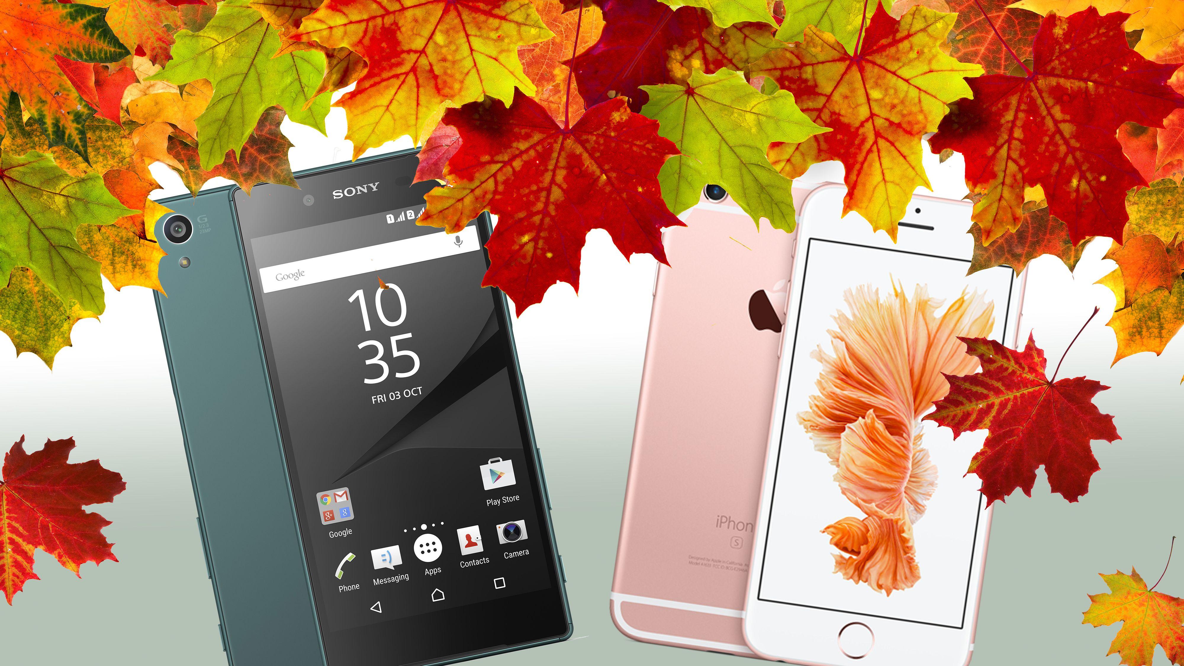 Her er månedens nye mobiler