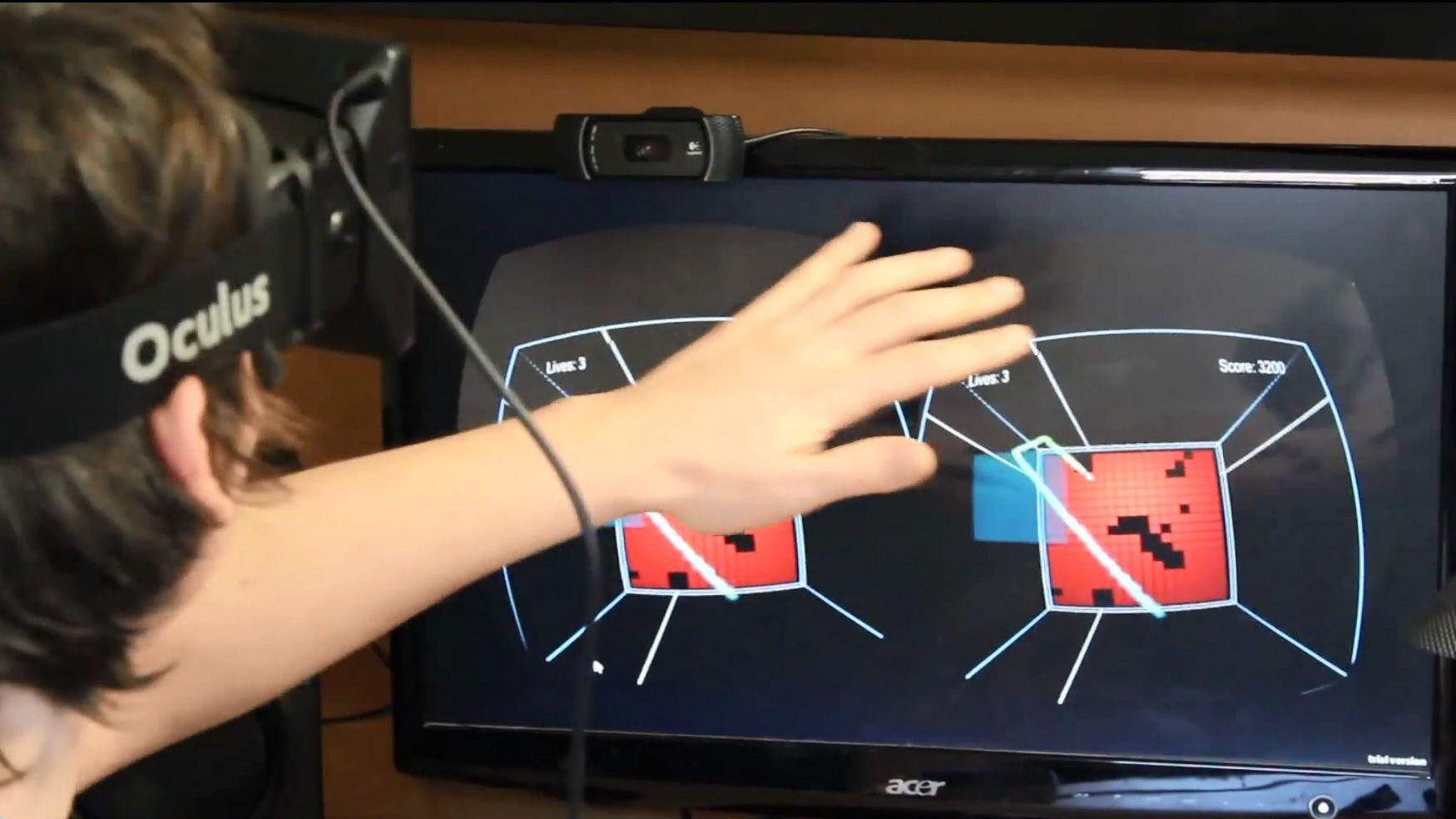 Hevder Oculus Rift kan helbrede skjeling