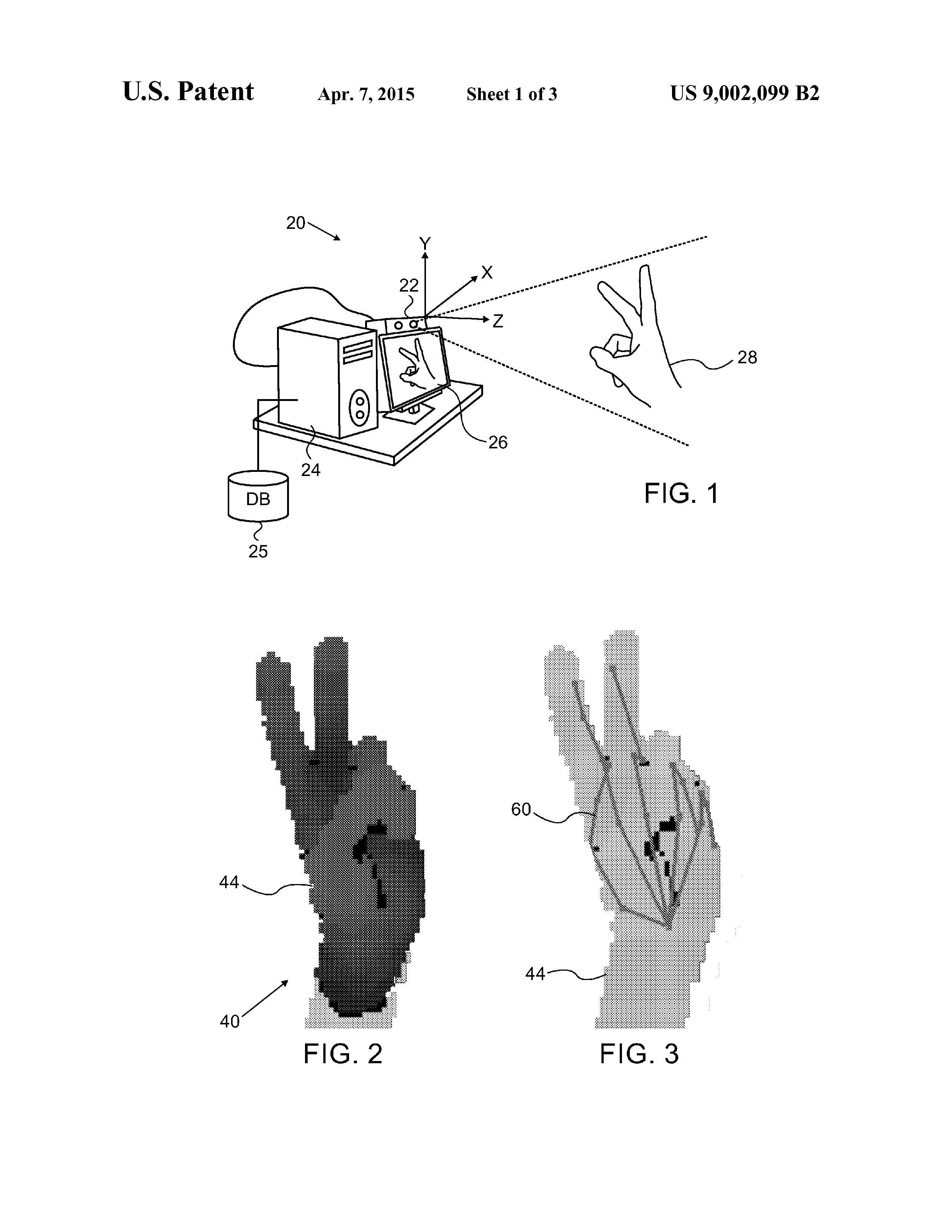 Illustrasjonsbilde fra patentdokumentet. Foto: USPTO