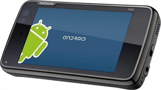 – Snart kommer Android-programmene til Symbian