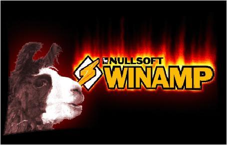 Winamp var en populær mp3-avspiller.