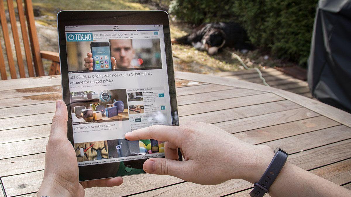 Fire nye iPader og en iPod Touch på vei