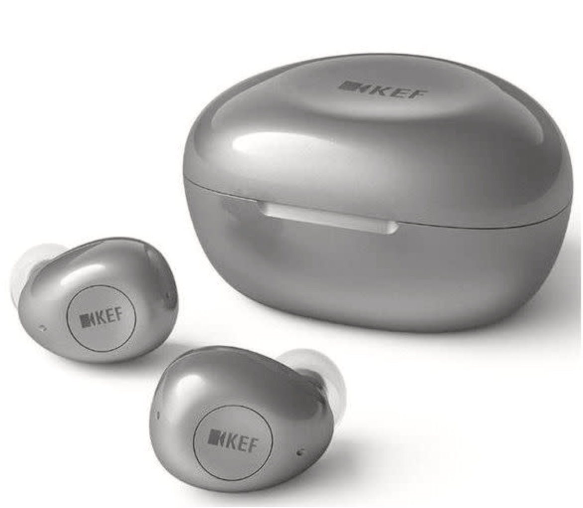 Bluetooth hörlurar från KEF