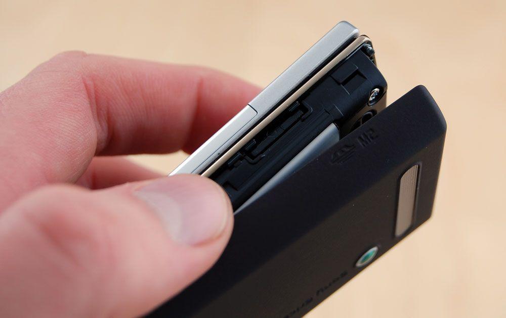 Minnekortet på 4 GB sørger for at du får plass til en grei mengde musikk.